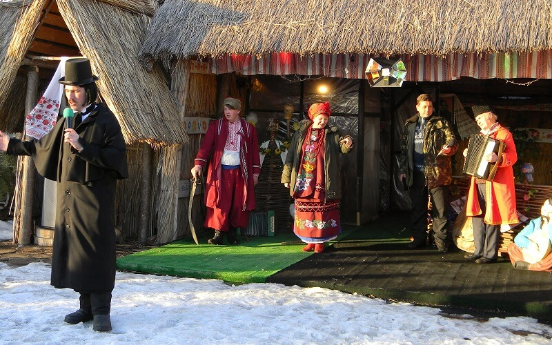 традиції Полтавщини