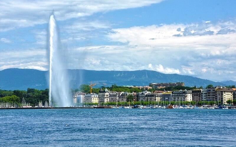 місто Женева