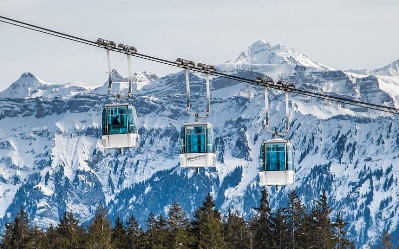 горнолыжный отдых в Швейцарии