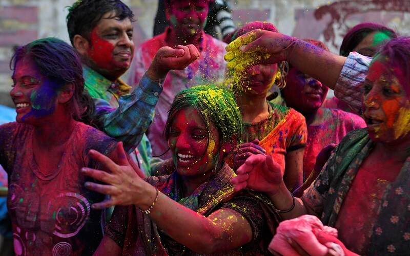 праздник в Индии