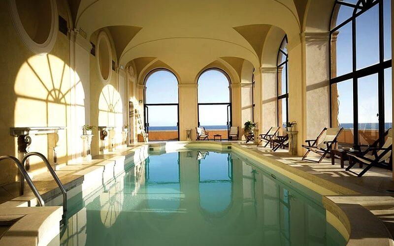 бассейн в Lazio Hotel 3*, Рим, Италия