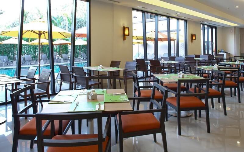 ресторан в Ibis Hua Hin 3*, Хуа Хін, Тайланд