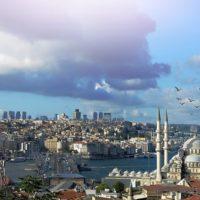 Акция от «Турецких авиалиний»: скидки на билеты в Стамбул из Киева, Одессы, Львова, Херсона, Запорожья