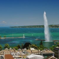 Женева станет пляжным курортом