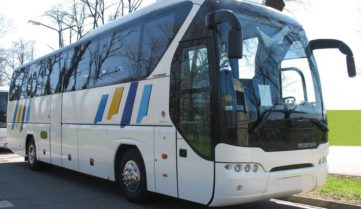 З Харкова знову їздять автобуси на Липецьк!