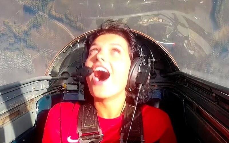 емоції під час польоту