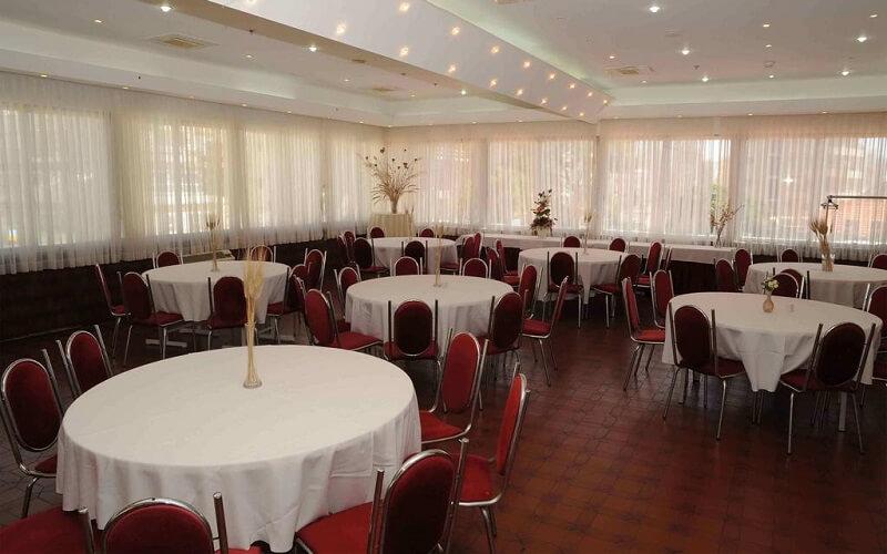 ресторан в Park Hotel Netanya 3*, Нетания, Израиль