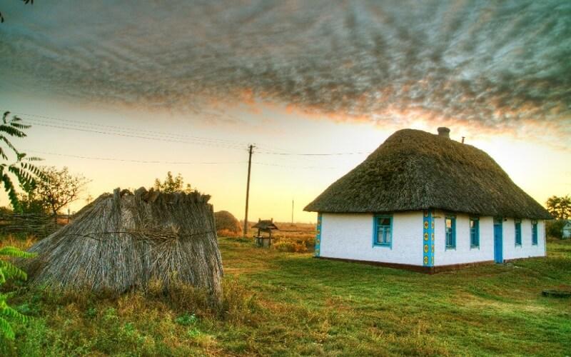хутор в Диканьке