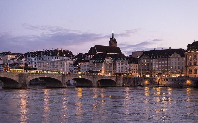 город Базель