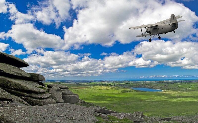 політ на літаку
