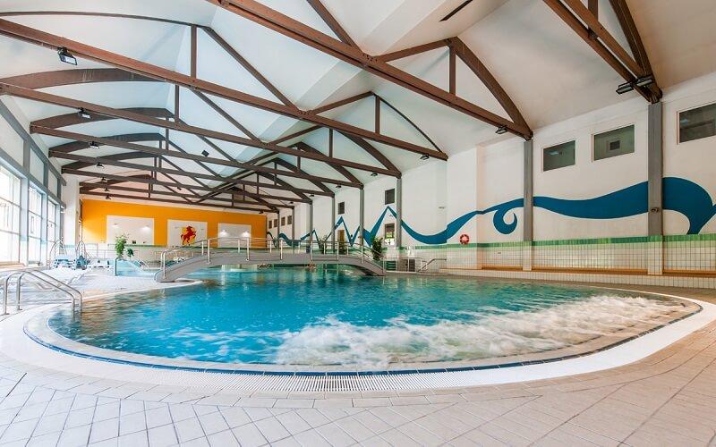 басейн в Grand Hotel Rogaska 4*, Рогашка Слатіна, Словенія