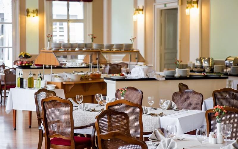 ресторан в Grand Hotel Rogaska 4*, Рогашка Слатіна, Словенія