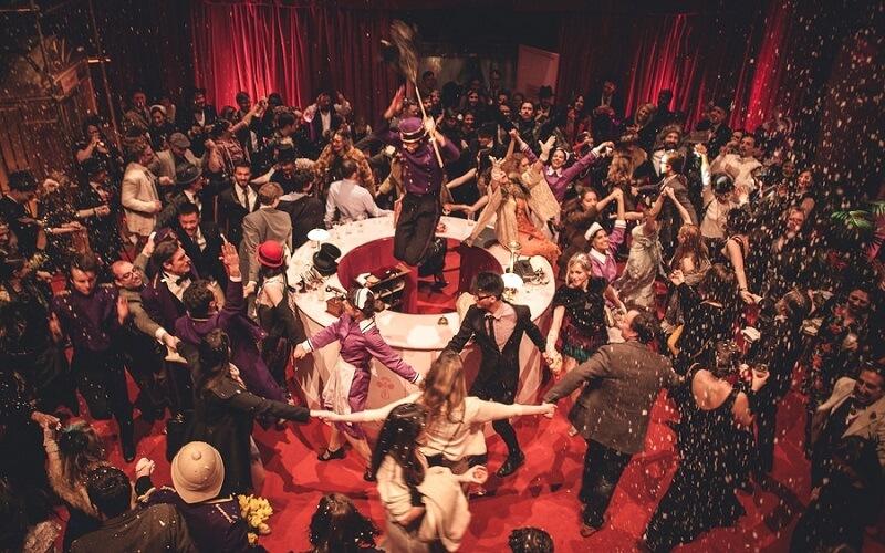 Просмотр фильма Отель «Гранд Будапешт» в Secret Cinema
