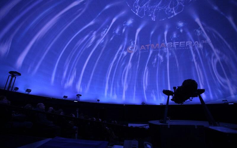 «Атмосфера 360» в Киеве