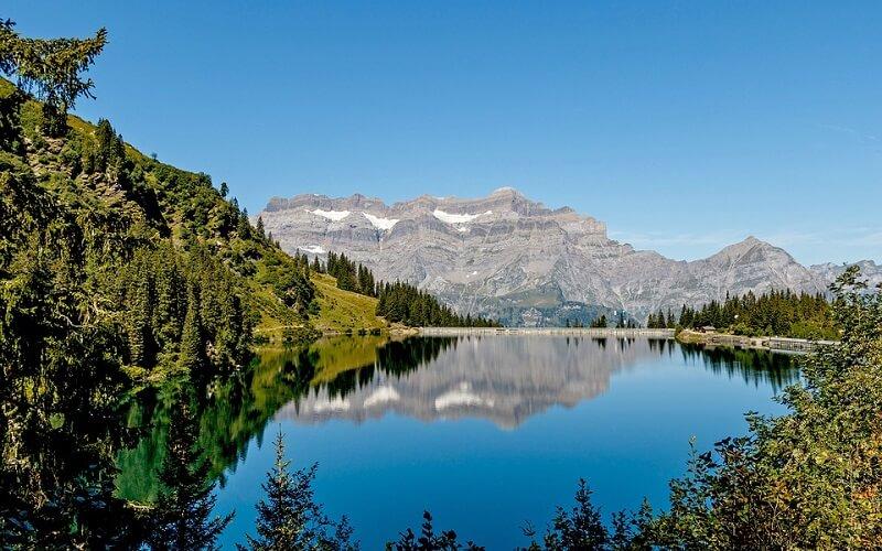 озёра Швейцарии