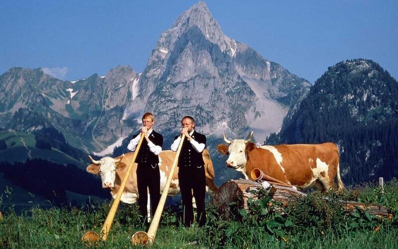 традиции Швейцарии
