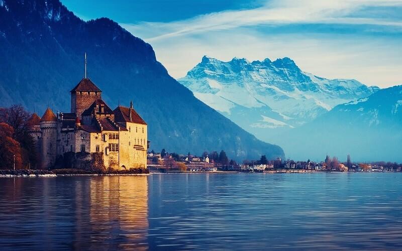 Швейцарська Конфедерація