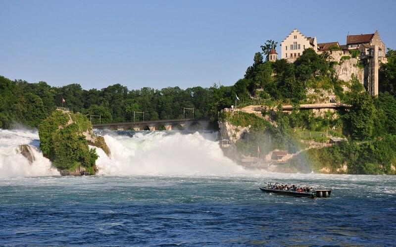 Рейнський водоспад