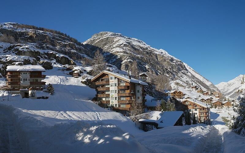 гірськолижний курорт Церматт, Швейцарія
