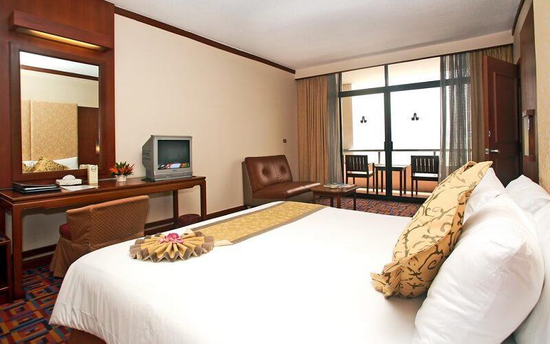 Кімнати у готелі Ambassador City Jomtien 3*