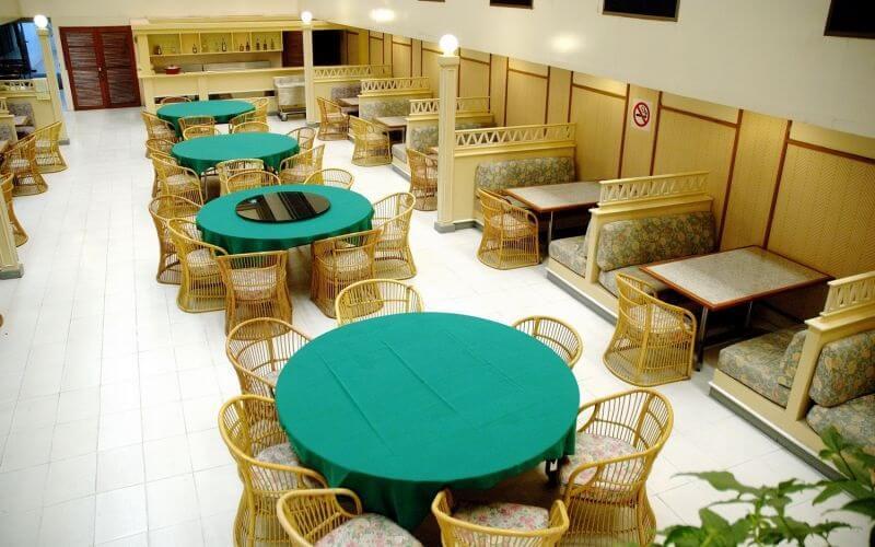 Ресторан у готелі Ambassador City Jomtien 3*