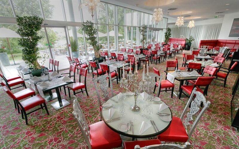 Ресторан готелю Arcotel Kaiserwasser 4, Австрія