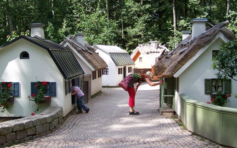 Astrid Lindgrens Varld,, Швеция