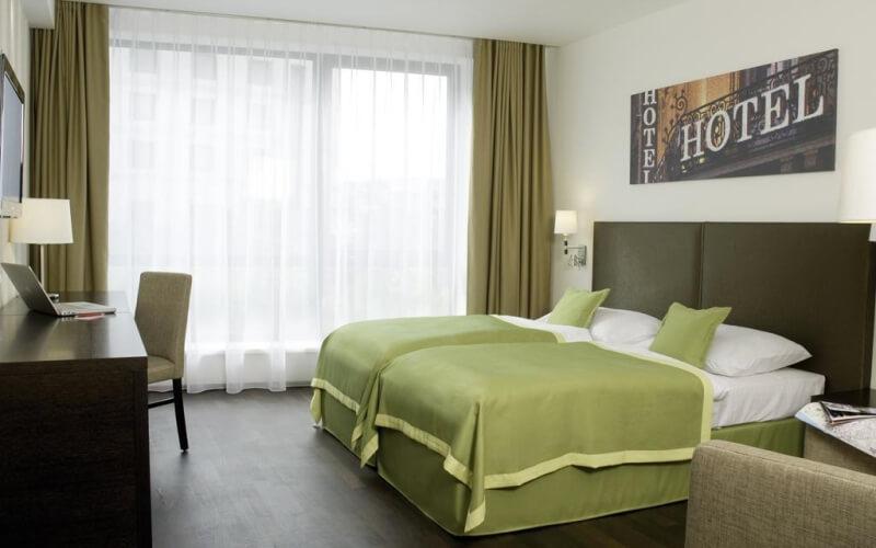 Номер в Austria Trend Hotel Bratislava 4, Словакия