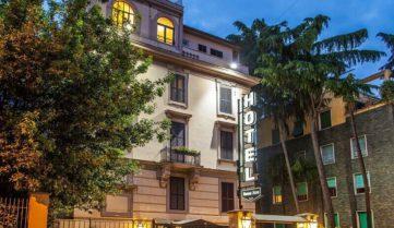 Buenos Aires Hotel 3*, Италия, Рим