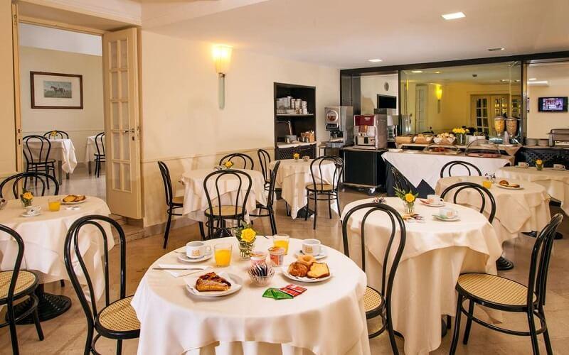 Тур в Рим в Buenos Aires Hotel 3*
