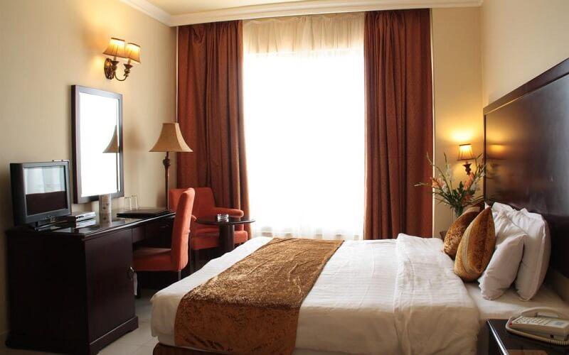 Номер в Captain's Hotel 3*, Иордания
