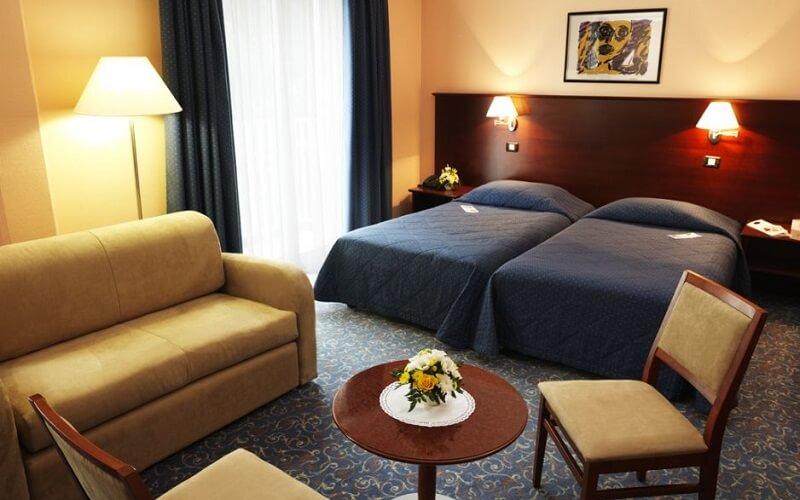 Номер в Grand Hotel Portoroz 5,Grand Hotel Portoroz 5*, Словения