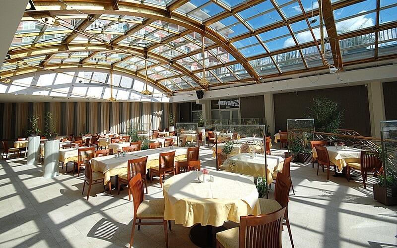Ресторан в Grand Hotel Portoroz 5*, Порторож