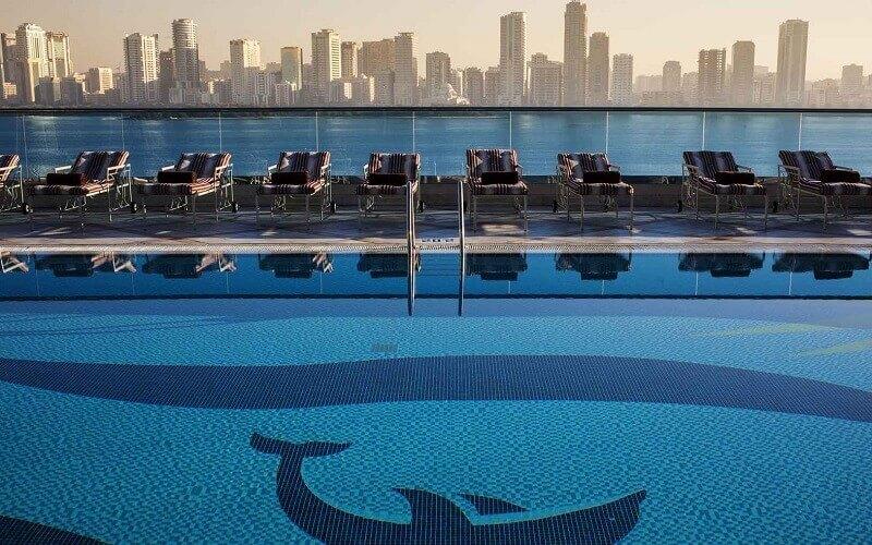Горящий тур в отель Hilton Sharjah 5*, Шарджа