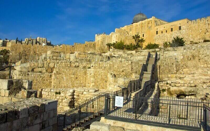 старе місто Єрусалим