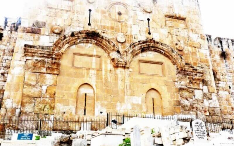 Золоті ворота, Єрусалим