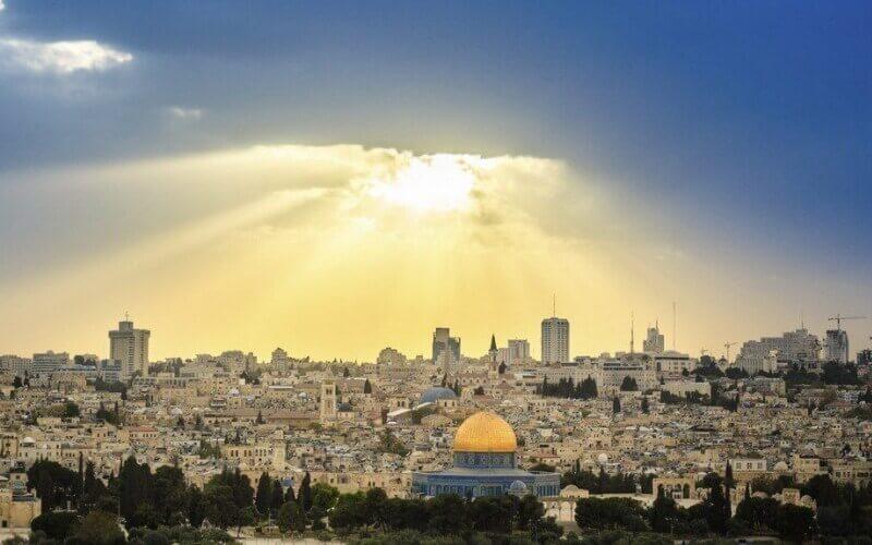Иерусалим с высоты