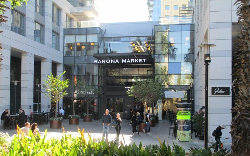 Sarona Market Тель-авив, Израиль