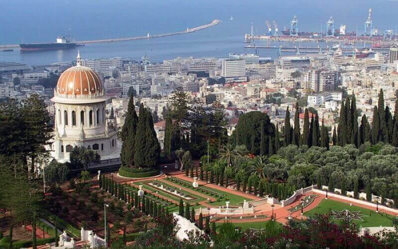Израиль виды