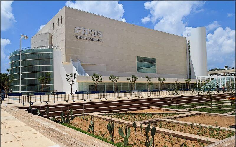 Театр Габима, Израиль