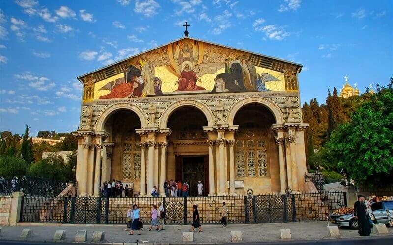 визначні Пам'ятки Єрусалима