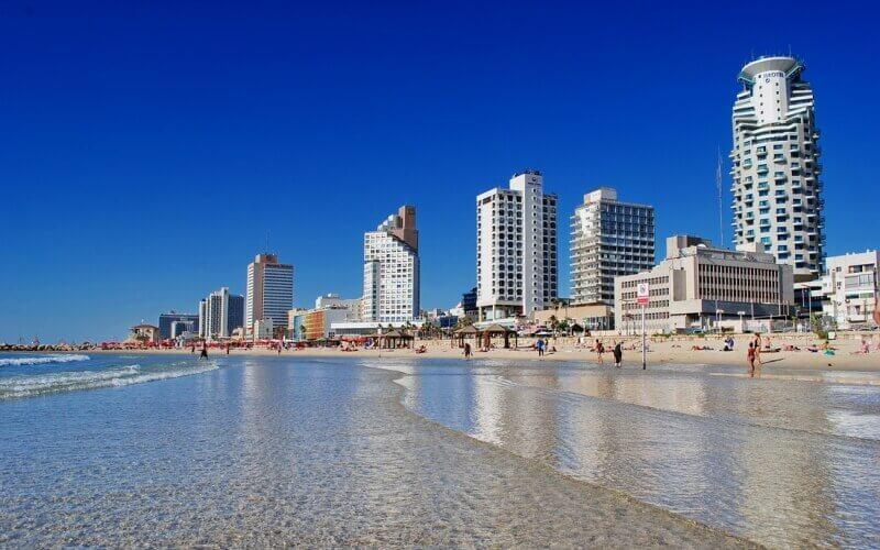 Набережная Тель-Авив