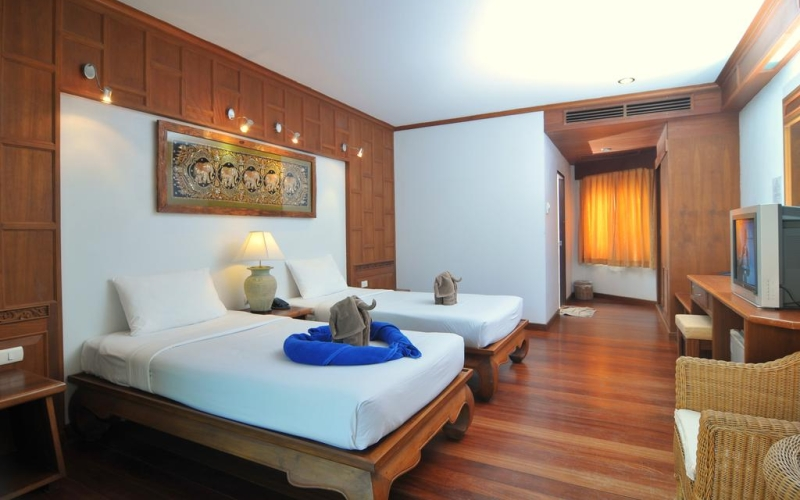 Номер в готелі Klong Prao 3*, Таїланд,