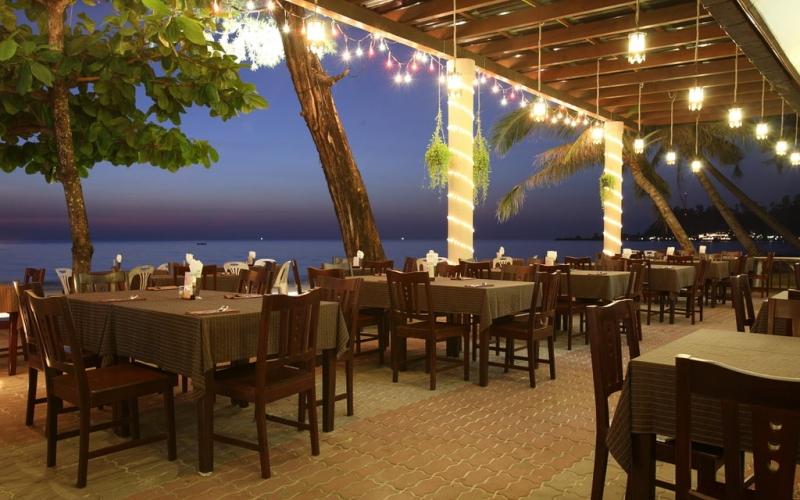 Ресторан готелю Klong Prao 3*, Таїланд,