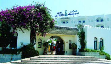 Горящий тур в Le Zenith Hotel 3*, Тунис