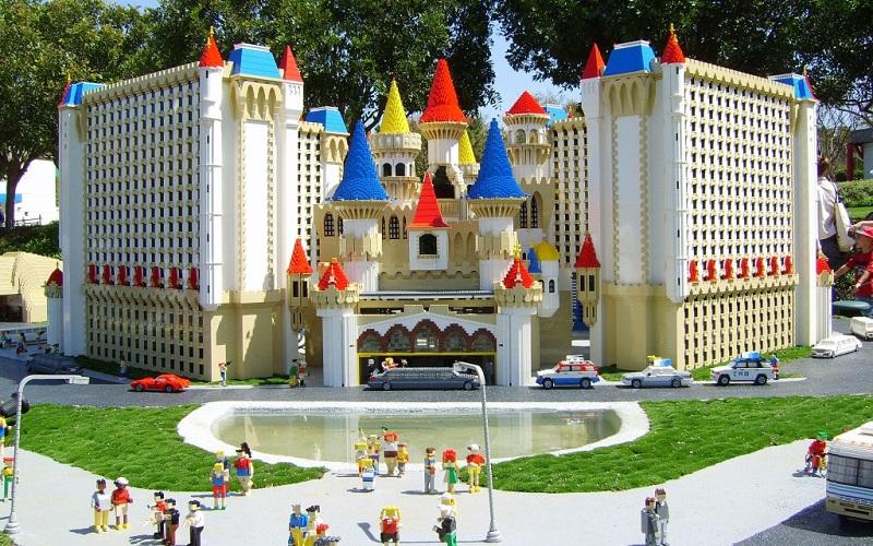 Парк Legoland, Дания