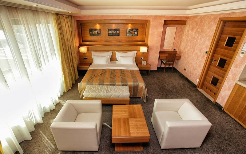Номер в готелі Monte Casa Spa & Wellness 4*, Чорногорія