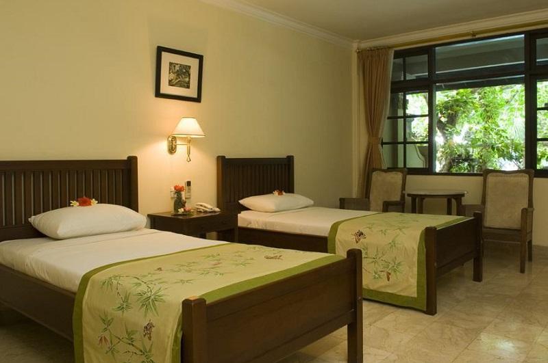 Номер на Бали в отеле Puri Bambu 3*