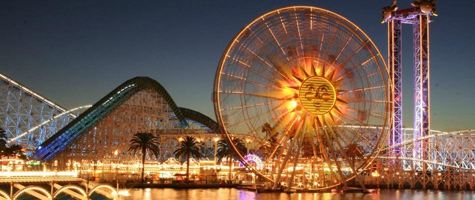 11 найбільших парків атракціонів у світі
