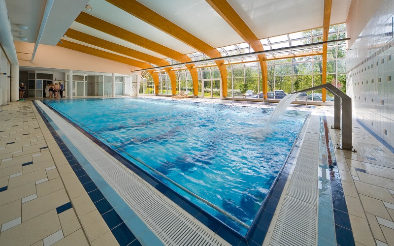 Бассейн Spa Resort Sanssouci 4*, Чехия